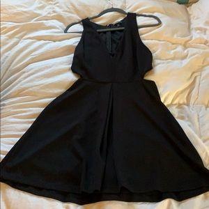 Size 12 Black Express Dress